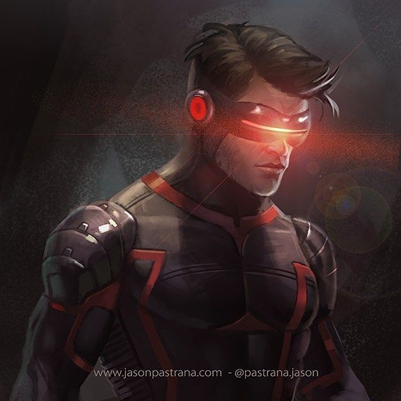 Jason Pastrana On Instagram Here Is Cyclops V 2
