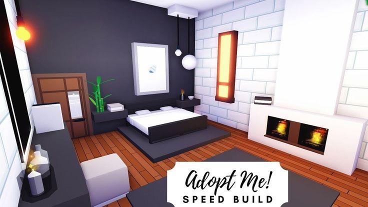 Modern Futuristic Home Speed Build (PART 3) 🌴 Roblox Adopt ...