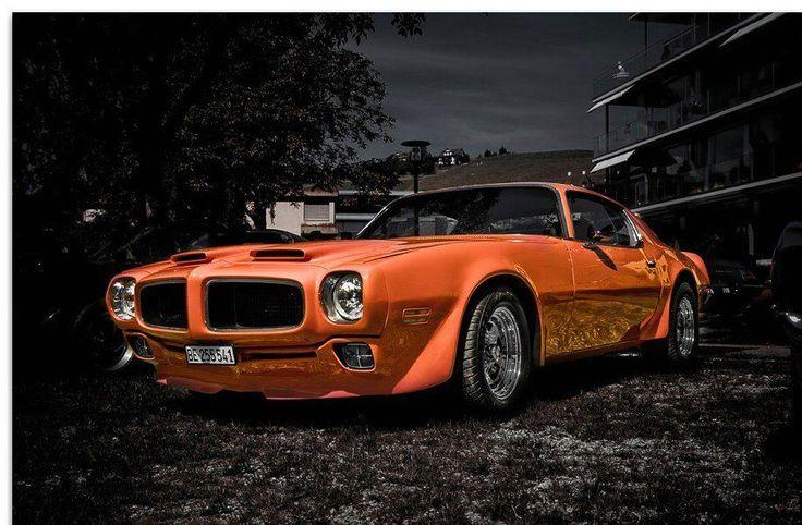 1971 Pontiac Firebird Trans Am #muscle #car