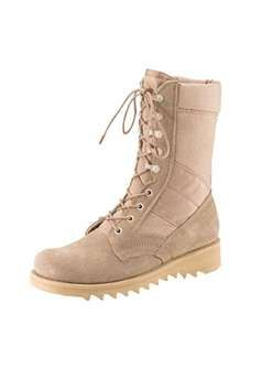 Desert Tan Ripple Sole Jungle Boot ! Buy Now at gorillasurplus.com