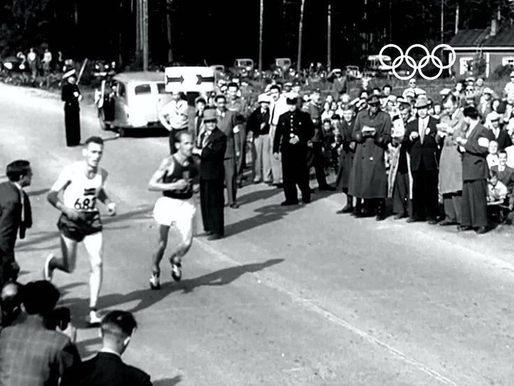"""Na olimpiadzie w Helsinkach '52 zdobył złoto w biegu na 10 000 m, bijąc przy tym rekord olimpijski. 4 dni później w biegu na 5 000 m również wygrał bijąc rekord. Następnie trzy dni później, w ostatniej chwili zdecydował się na bieg w maratonie i... również wygrał. Niektórzy uważają go za biegacza wszechczasów, choć inni uważali, że biegał """"brzydkim stylem"""". Czeski biegacz Emil Zapkov.  Czasem nie wiemy, do czego jesteśmy zdolni, dopóki nie spróbujemy :)"""