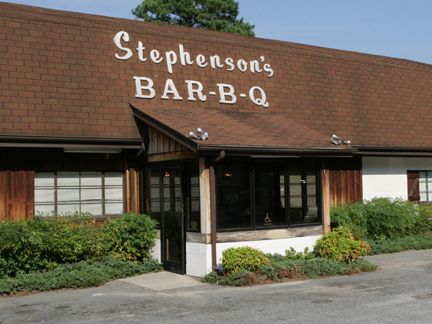 Stephenson's Barbecue, Willow Springs