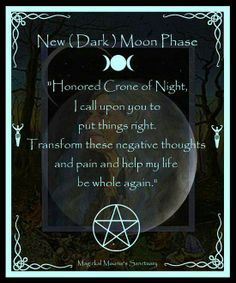 September 30, 2016: Real Black Moon Ritual