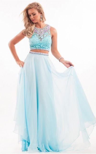 A-line Sleeveless Jewel Zipper Floor-length Formal Dresses fpbb1074