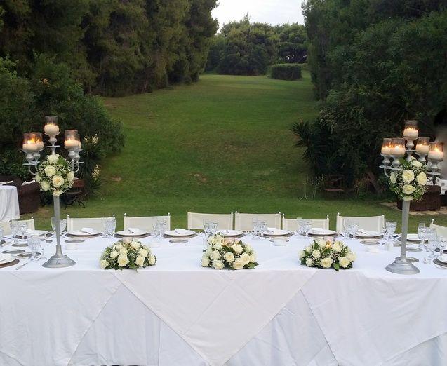 WEDDING EVENT: ΓΑΜΟΣ ΣΤΟ ΚΤΗΜΑ ΝΑΣΙΟΥΤΖΙΚ