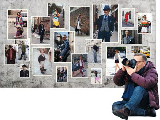 """[Why] [김윤덕의 사람人] 스트리트 패션 찍어 '패션 권력' 된 수퍼 파워 블로거 스콧 슈만 - """"서울 문화·예술은 훌륭한데···패션은 이것저것 섞여 별 느낌없어""""유명업체 '런어웨이 패션'에 반기""""모델 입은 옷 일반인이 입겠나"""" 의구심거리 멋쟁이들 블로그 올리자 인기폭발 하루 45만·매달 1400만명이 보고 열광아르마니도 무시 못해GQ·엘르 등 패션잡지도 경쟁하듯 싣고 버버리 등 명품 브랜드들 """"함께 일하자""""9·11로 사업 망해 백수 전전아내와 이혼, 두딸 돌보며 애들 사진 찍다 재능 깨달아 이후 독학으로 사진 공부작은 키 덕봤다내가 키 크고 험상궂었다면 각국 거리의 멋쟁이들 모두 도망가지 않았겠나···진심·열정으로 다가서면 외국인들도 반감 안갖더라패셔니스타 되고 싶다면···아인슈타인 하면 A자 머리 존 레넌하면 안경 떠오르듯 자신만의 상징 만들어라잡스 패션, 그저 그렇지만 자기 스타일 가져 매력적 (조선일보 2012.11.17)"""