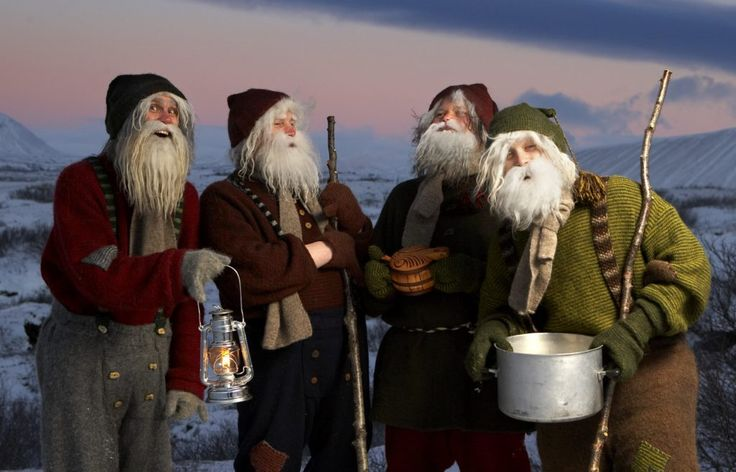 Iceland - Unique Christmas Traditions Around The World