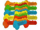 """Denksleutels  Denksleutels zijn sleutels met daarop een vraag of opdracht die kinderen aanzet tot creatief, analytisch en praktisch denken. Vrijwel alle kinderen zijn bekend met het begrip """"sleutel"""" als een ding dat je gebruikt om iets te openen. De denksleutels gebruiken we om ons denken te openen. Dit is voor kinderen een makkelijk uit te leggen concept."""