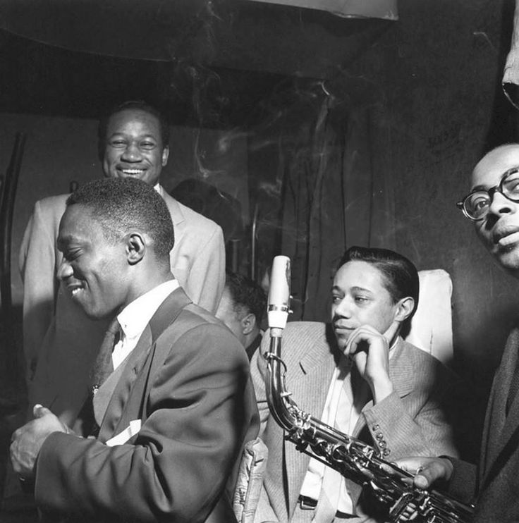 A Night at Birdland - 1955 - Classic Session - Horace Silver & Art Blakey with Clifford Brown and Gigi Gryce (the Jazz Messengers)