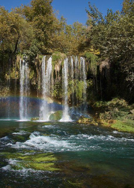 Duden Waterfall - Antalya, Turkey