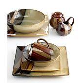 Sango Dinnerware, Avanti Collection  @Cristina Valdes