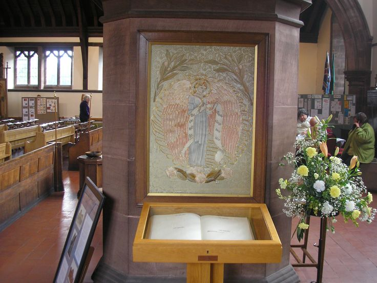 Exhibition All Saints' Church Leek