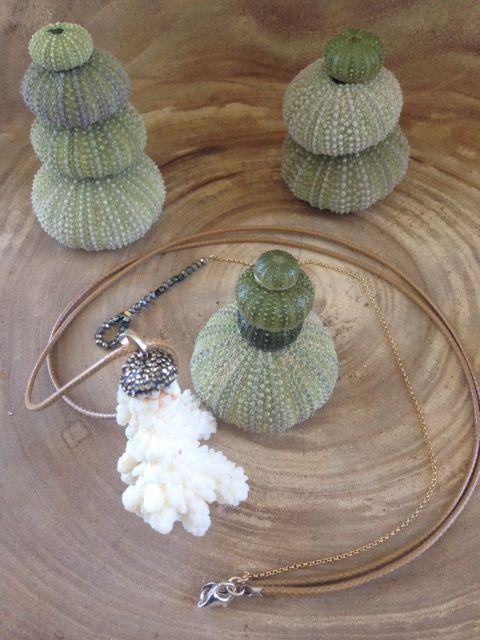 Danijewellery neckleces natural coral!!