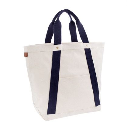 rail and wharf 24-hour tote | j.crew: Gifts Bags, Women Bags, 24Hour Totes, 24 Hour Totes, Totes Bags, Awesome Handbags, Beaches Totes, Wharf 24 Hour, Gucci Handbags