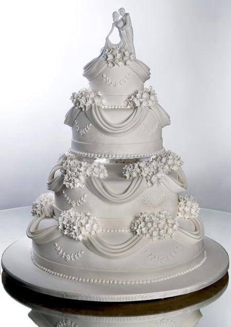 bolos de casamento criados por Isabella Suplicy:
