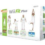 Wii Fit Plus with Balance Board (Video Game)By Nintendo