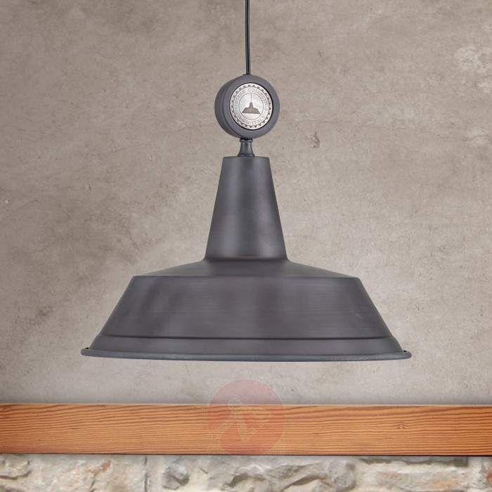 Fabolosa Lampada a sospensione Istari, stile vintage. Disponibile subito su Lampade.it (Nr.art: 7255163).