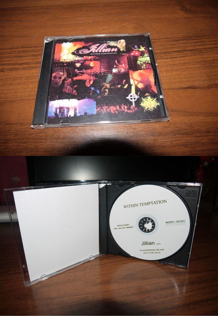 Within Temptation - Jillian (Promo 1 tr. SONY BMG) 2004