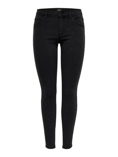 Skinny-fit-Jeans »RAIN« mit seitlichem Galonstre…