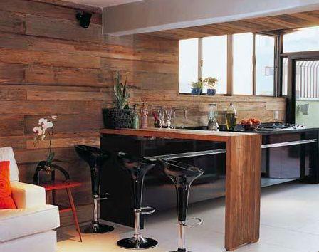 Cozinha americana: a solução ideal para integrar espaços pequenos -Portal Tudo Aqui