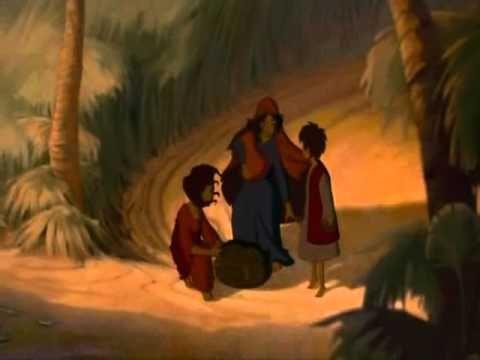 Il principe d'Egitto- ascoltaci.wmv