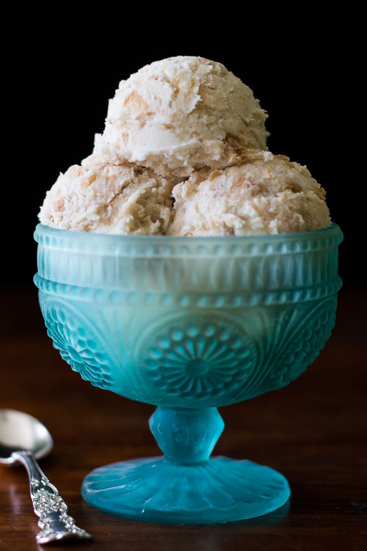 This apple pie ice cream is made with real apple pie!  It's simple, delicious, and great fun to make and enjoy.  Sponsored by Marie Callendar.