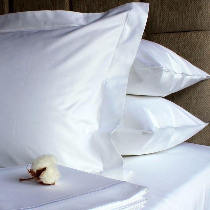 Linge de lit en coton Égyptien 160 fils Hotel Classic