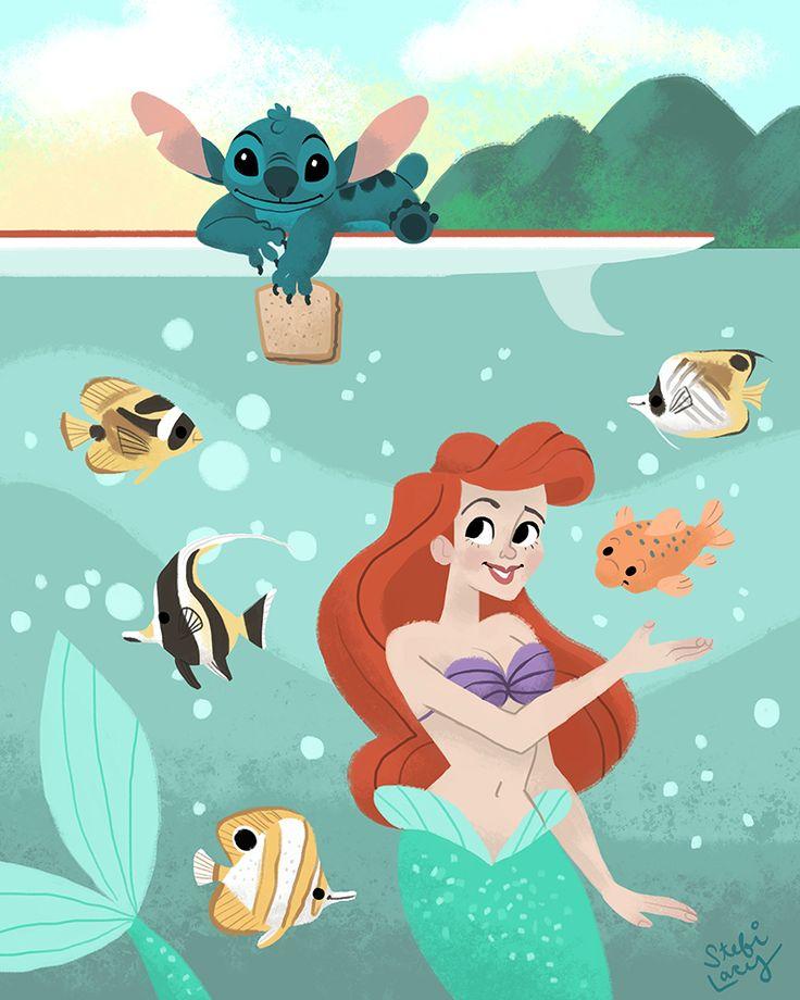 Disney Crossover