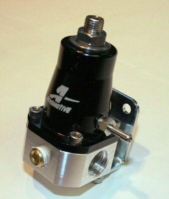 Aeromotive 13129 Fuel Pressure Regulator --- Suits EFI Application www.LearnAutomotiveKnowledgeOnline.com