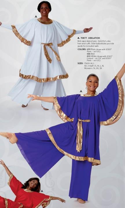 Mainstreetdancewear.com - Jubilation Tunic
