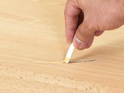 DIYNetwork.com Has Instructions On How To Patch And Repair Damaged Laminate  Flooring.