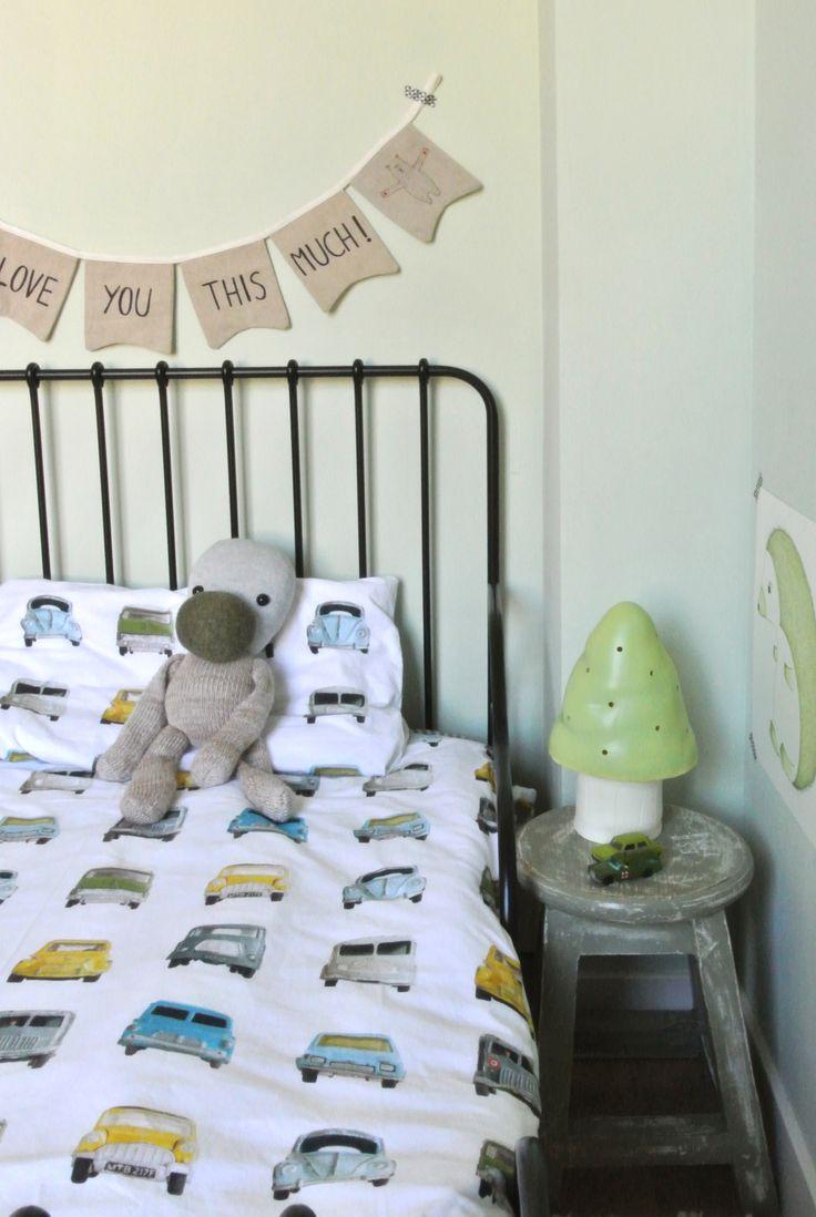 Meer dan 1000 ideeën over wit dekbed slaapkamer op pinterest ...