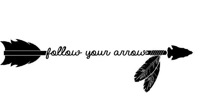 native american arrow tattoo - Google Search