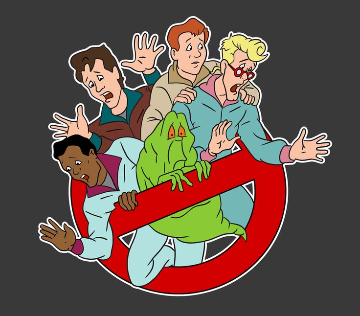 Alternate design of the Ghostbusters logo. Based off of one of the episodes of Real Ghostbusters. Shirt now available!: