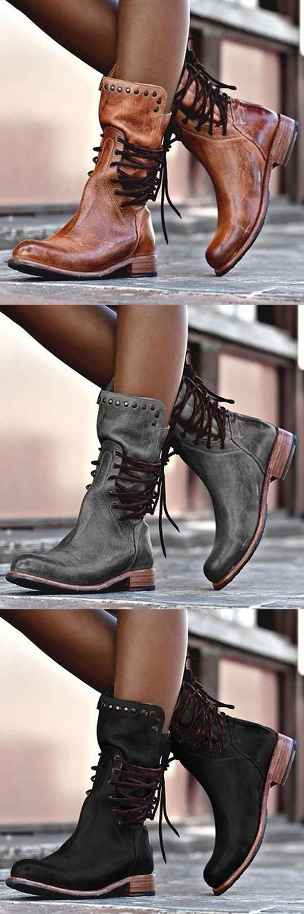 SALE – 60% OFF FASHION BOOTS, PICK YOUR STYLE! #fall outfit shoes