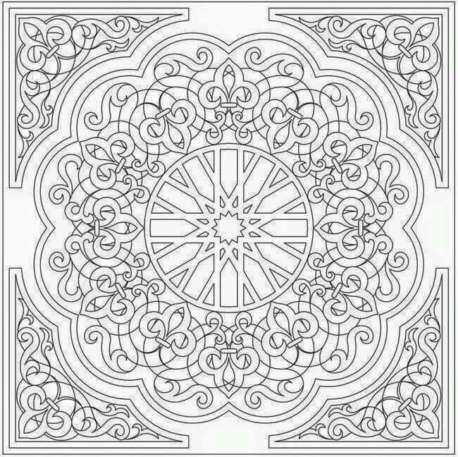 28 Best MANDALAS Images On Pinterest