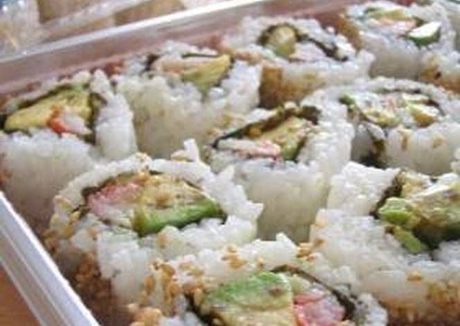 California Rolls Recipe -  Yummy this dish is very delicous. Let's make California Rolls in your home!