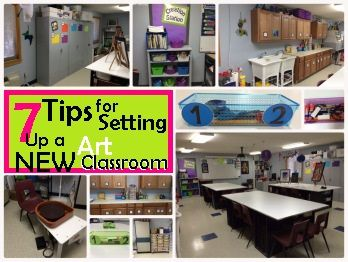 515 Best Art Room Ideas Images On Pinterest | Classroom Ideas, Classroom  Organization And School Part 34