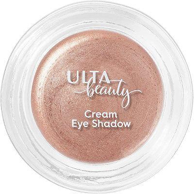ULTA Cream Eyeshadow Rose Gold (medium rosy pink shimmer)