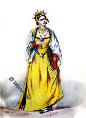 Besten Historical Fashion Costumes Bilder Auf Pinterest
