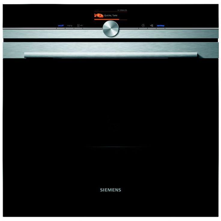Siemens HB676GBS6B - IQ-700 Pyrolytic Multifunction Single Oven | Appliance City
