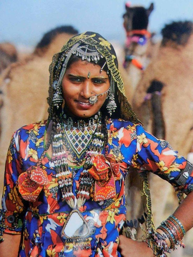India - Rajasthani  Rajasthan Clothes, Traditional -4942