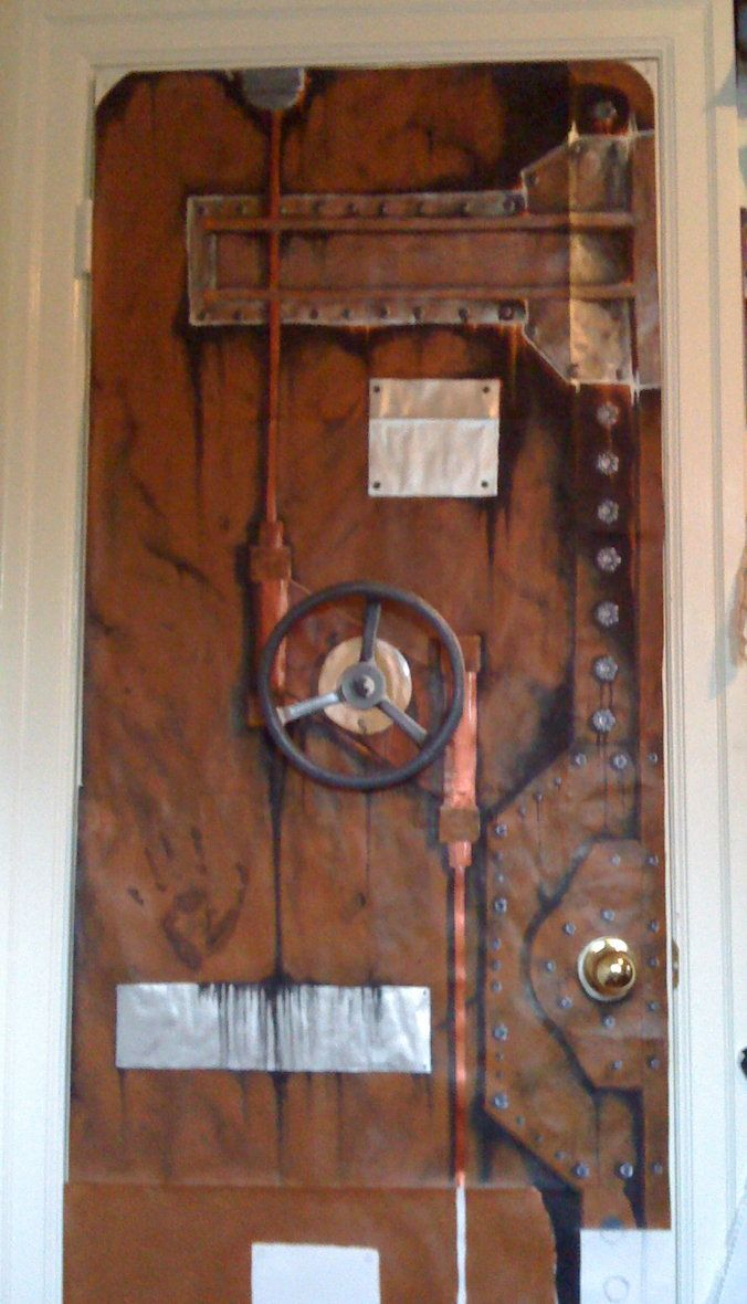 17 Best Images About Steampunk Doors On Pinterest