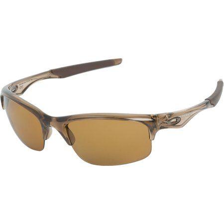 Oakley Bottle Rocket Polarized Oval Brown Smoke/Bronze Polarized Men's Sunglasses, OO9164-916405