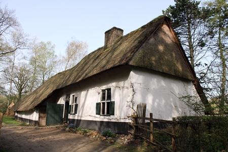 Toerisme België - Openlucht museum Domein Bokrijk - Limburg