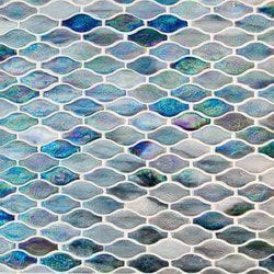 Gl Stone Tile Arabesque Pattern Mosaics