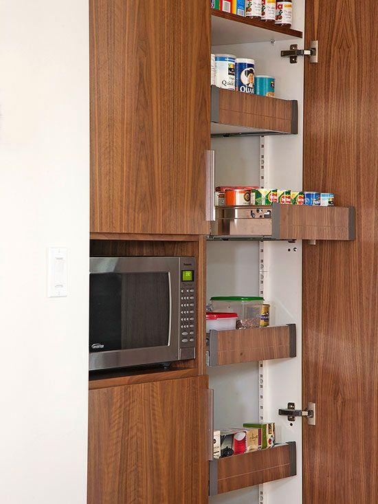 58 best images about home kitchen organization on. Black Bedroom Furniture Sets. Home Design Ideas