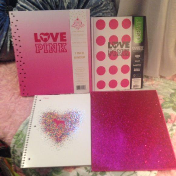 Binder Notebook Lg Journal And Folder Binder Journal And Decorating