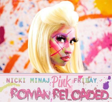 fierce: Music, Romans, Minaj Pink, Album Covers, Reloaded Album, Friday Roman, Pink Friday