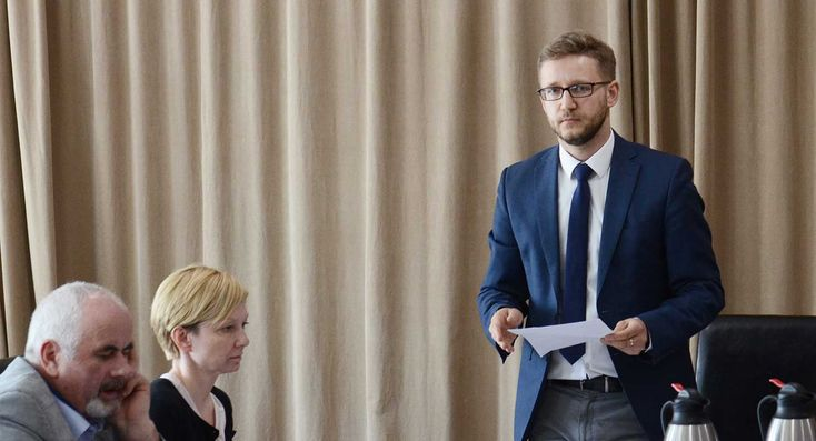 Komisje Rady Gminy Wińsko z dnia 12 maja 2017 [wideo]